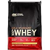 Optimum Nutrition Gold Standard 100% Whey Protein Powder, Banana, 4.55 Kilograms