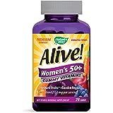 Nature's Way - 生きた女性 50+粘着性のビタミン - 1グミ