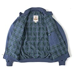 G9 Hastings - Twill Garment Dyed BRMOW0001 FGD02: Royal Blue