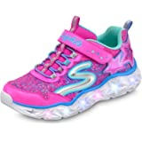 Skechers Unisex-Child Girls - Galaxy Lights