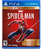 Marvel's Spider-Man: Game of The Year Edition (輸入版:北米) - PS4