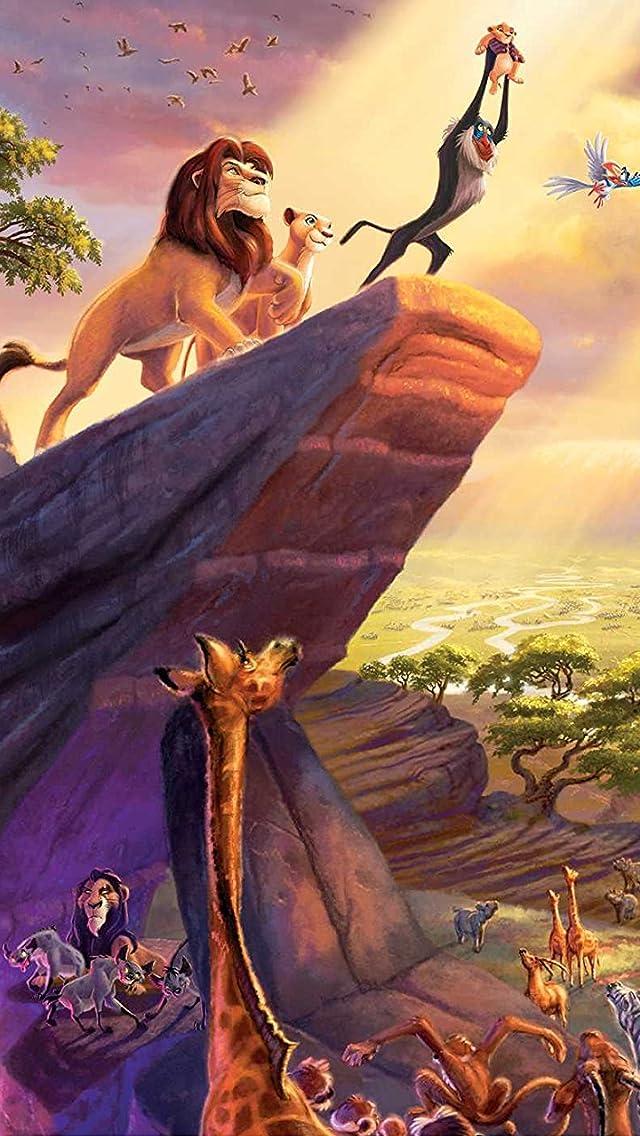 ディズニー 『ライオン・キング』 iPhoneSE/5s/5c/5(640×1136)壁紙 画像38481 スマポ