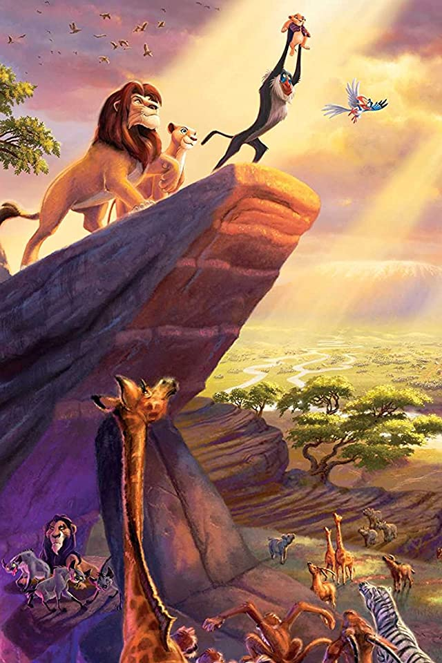 ディズニー 『ライオン・キング』 iPhone(640×960)壁紙 画像38755 スマポ