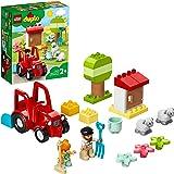 レゴ(LEGO) デュプロ ぼくじょうトラクターとどうぶつたち 10950