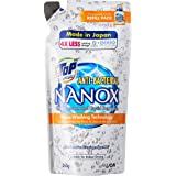 TOP NANOX Ultra Concentrated Liquid Detergent (Refill), Anti-bacterial, 360g