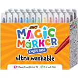 BIC Child's First Magic Marker, Assorted Colors, 36-Count