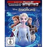 Die Eiskoenigin 2: Blu-ray 3D + 2D / Deluxe Set