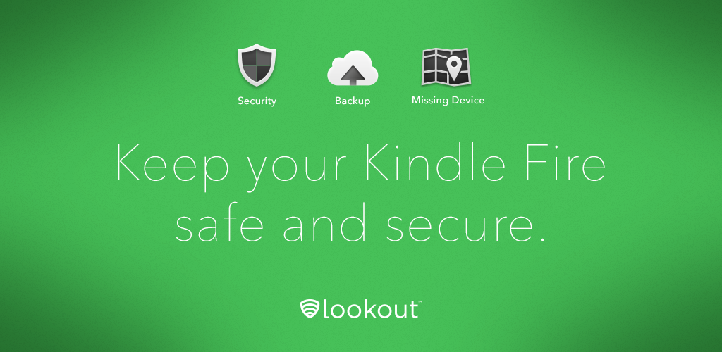 Lookout Mobile Security (Kindle Tablet Edition)