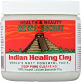 Aztec Secret - Indian Healing Clay - Deep Pore Cleansing Facial & Healing Body Mask - The Original 100% Natural Calcium Bento