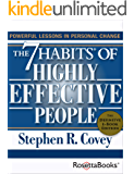 The 7 Habits of Highly Effective People: Powerful Lessons in…