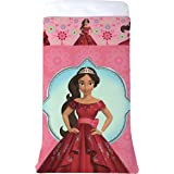 "Disney Elena of Avalor All-in-One Blanket & Sheet Reversible 60"" X 80"" Comfy Cover"