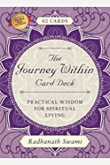 The Journey Within Card Deck: Practical Wisdom for Spiritual Living Paperback
