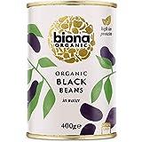 Biona Organic Black Beans, 400 g