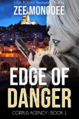 Edge of Danger: A Corpus Agency Romantic Espionage Thriller Kindle Edition