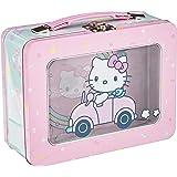 The Tin Box Company Hello Kitty XL Tin Lunchbox with Window