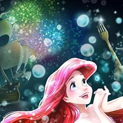 ディズニーの人気壁紙画像 リトルマーメイド 輝く憧れの世界(アリエル)
