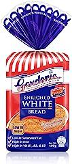 Gardenia Enriched White Bread, 400g