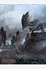 The Art Of Game Of Thrones: The Official Book Of Design From Season 1 To Season 8 Hardcover