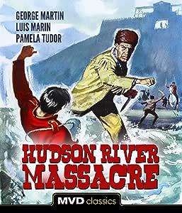 Hudson River Massacre (aka Canadian Wilderness) [Blu-ray]