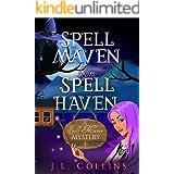 Spell Maven from Spell Haven (Spell Maven Mystery Book 1)