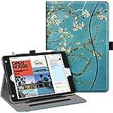Fintie Case for iPad Mini 5th Gen 2019 / iPad Mini 4 - [Corner Protection] Multi-Angle Viewing Smart Folio Cover with Pocket,