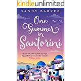 One Summer in Santorini: Escape this summer with one of the best romantic comedy books you will read in 2021 (The Holiday Rom