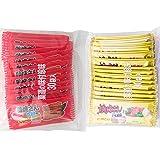 【Amazon.co.jp限定】 菓道 蒲焼さん太郎&焼肉さん太郎 1袋(30枚入り) 各2袋(計120枚) アソート 【BL】 2種計4袋入