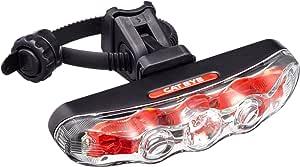 キャットアイ(CAT EYE) テールライト RAPID5 TL-LD650 電池式 TL-LD650 ライト 自転車