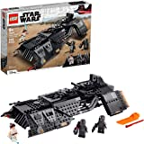 LEGO Star Wars: The Rise of Skywalker Knights of Ren Transport Ship 75284 Spacecraft Set, Features Knights of Ren and Rey LEG