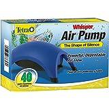 Tetra Whisper Air Pump 20 To 40 Gallons, For aquariums, Powerful Airflow, Non-UL Listed
