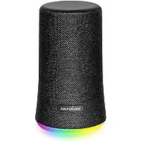 Anker Soundcore Flare Mini Bluetooth スピーカー 防水 高音質 重低音 360°サウ…