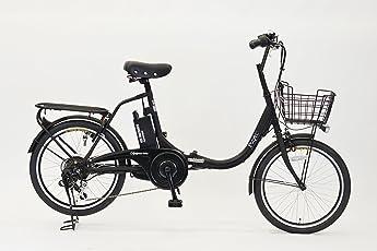 EISAN(エイサン) 折りたたみ電動アシスト自転車 SWIFTI20-6Ah