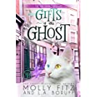 Gifts of the Ghost: A Haunted Mystery, A Magical Cat & A Modern-Day Candlestick Maker (Meowing Medium Book 2)