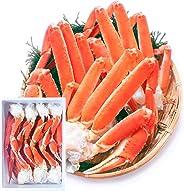 ズワイガニ 足 特選 プレミアム 天然 ボイル 本 ずわい 蟹 脚 特大 3L 良品選別済 かに (2kg 5-8肩)