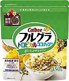 カルビー フルグラトロピカルココナッツ味 450g ×8袋