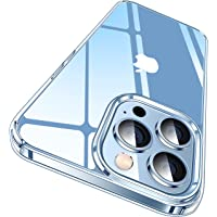 CASEKOO iPhone 13 Pro Max 用 ケース クリア 耐衝撃 米軍規格 SGS認証 ストラップホール付…