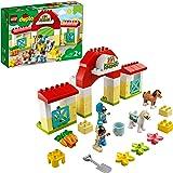 レゴ(LEGO) デュプロ ぼくじょうのこうまのおうち 10951