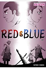 RED&BLUE #1 (English Edition) Kindle版