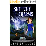 Sketchy Charms (Mystic's End Mysteries Book 3)