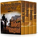 The Western Adventures of Cade McCall Box Set (Volumes 1-4)