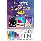 Shopping for a Billionaire Boxed Set (Books 6-8) (Shopping Box Book 2)