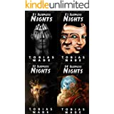 Sleepless Nights Collection Books 1-4: 200+ Short Horror Stories and Legends