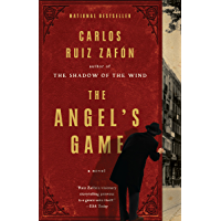 The Angel's Game (The Cemetery of Forgotten Book 2) (English…