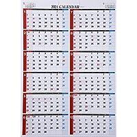 高橋 2021年 カレンダー 壁掛け A2 E1 ([カレンダー])