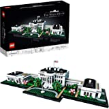 LEGO Architecture 21054 The White House Building Kit (1483 Pieces)