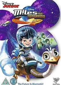 Miles from Tomorrow: Let's Rocket [Region 2]