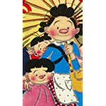サザエさん iPhoneSE/5s/5c/5(640×1136)壁紙 フグ田タラオ,磯野ワカメ,フグ田サザエ