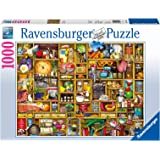 Ravensburger 19298 The Kitchen Cupboard Puzzle 1000pc, Adult Puzzles
