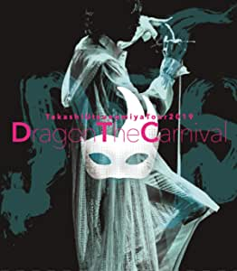 Takashi Utsunomiya Tour 2019 Dragon The Carnival Tour Final LIVE Blu-ray