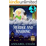Murder and Mahjong (Divine Place Supernatural Cozy Mystery Book 1)